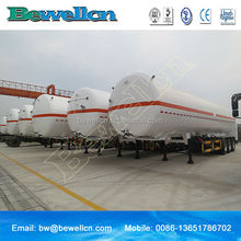 17000L liquid nitrogen transport truck