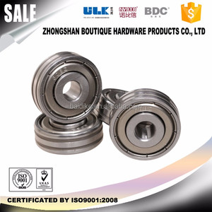 non-standard bearing 2ZZ ABEC 9 bearing 620 series with chrome steel for wardrobe micro ballbearing BDC-BT031 RoHS