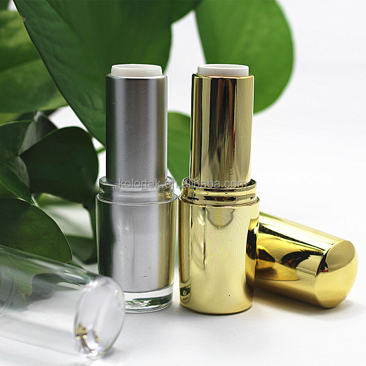 Plastic Lip Balm Stick Container Lipstick Case Wholesale
