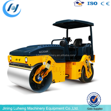 2.5ton road roller for sale plate compactor construction used best seller trenching machine - LUHENG