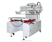 S6080S screen printing machine with sliding table