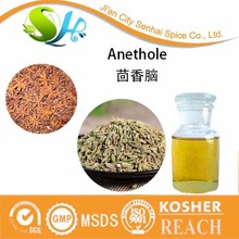 Chinese supplier 99% natural queen anethole in essential oils used in Flavour & Fragrance with JIangXi senhai brands