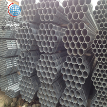 Wholesale Price Stock Available Galvanized Steel Half Weld Round Pipe