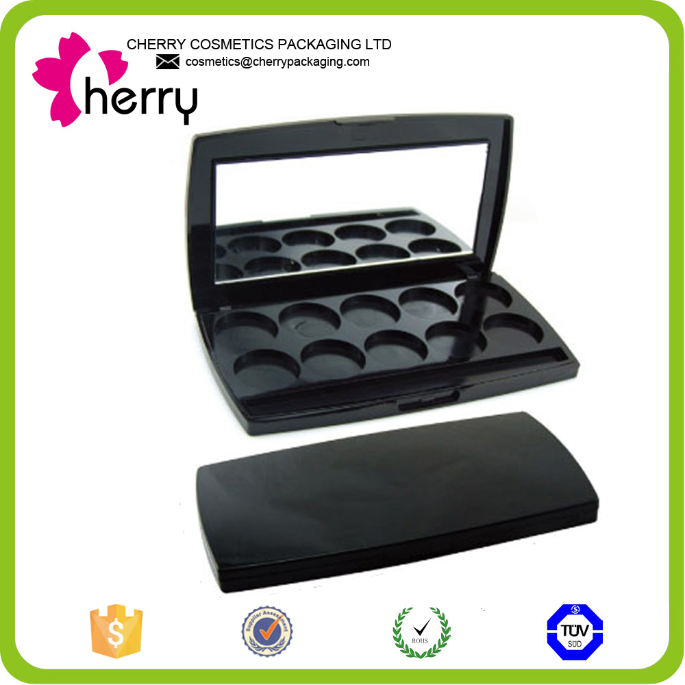 wholesale makeup eyeshadow palette 10 color round eyeshadow palette eyeshadow palette