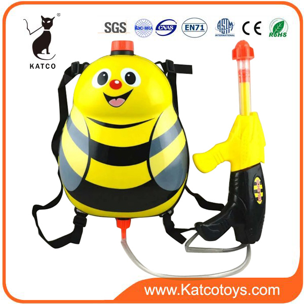 2019 Hot Sale Plastic Summer Toys Backpack Water Gun High Power Water Gun For Promotion