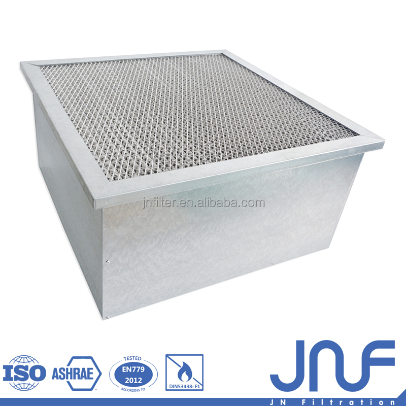 JNF Metal Frame HEPA K N Air Filter High Performance