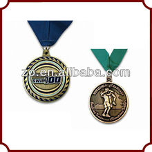 2012 fashion promotion medals metal