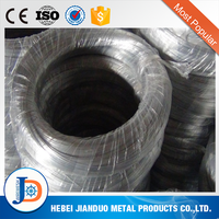 Professional manufacturer produce high tensile quality electro galvanized iron wire use for vineyard