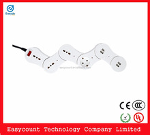 Cheap Multi Plug EPS1 electrical plugs & sockets Transformer retractable Power Strip Easily Disassemble &re-assemble