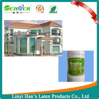 No-VOC water-based acrylic latex base indoor house paint