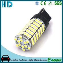 2016 Hot selling T20 7443 3528 120smd auto car led brake lights on big market