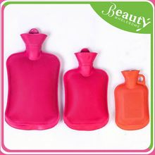 No rubber u shape hot water bottle ,h0ty2 hot water bag cover for sale