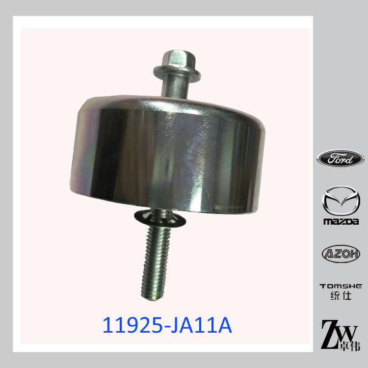 Auto Spare Parts Idler pulley for Nissans Tea na J32 VQ25 VQ35 11925-JA11A