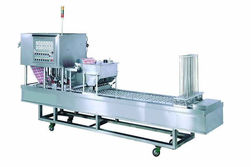 Cup Filling & Sealing Machine
