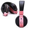 Factory low cost outdoor bluetooth headset with mp3 fm radio player FM TF sport home leisure