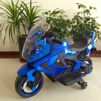 12V ride on electric power kids motor plastic baby toy motor bike