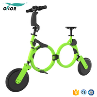 New Products Low Price China Suppliers green power cheap folding electric bike