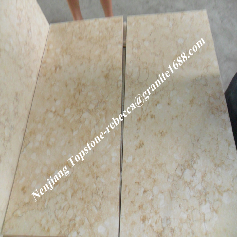 high quality and cheap export Sunny yellow marble