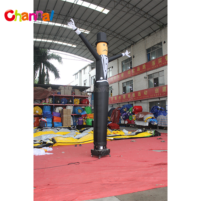 Hot sale bride groom inflatable wedding air dancer