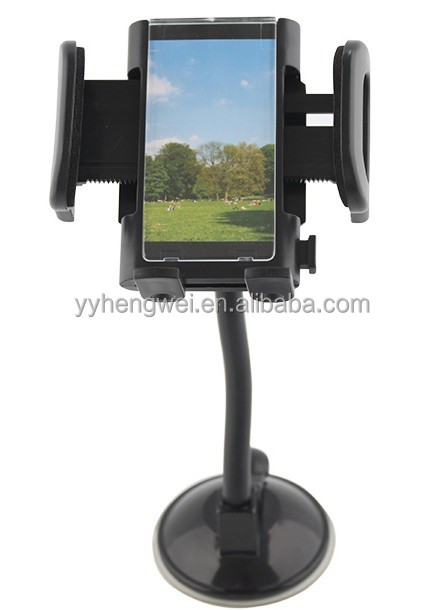 universal multi-functioncar mount holder with suction cup