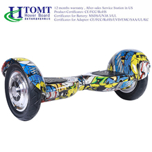 10 inch china wholesale cheap electric custom 2 wheel hoverboard with samsung battery