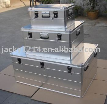 Aluminium Storage Box