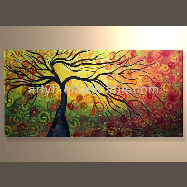 Wholesale Handmade Famous Scenery Canvas Painting