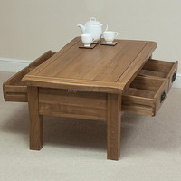 Coffee table wood with high quality