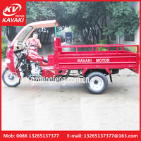 Chinese manufacturer strong power cargo tricycle 3 wheel motorcycles