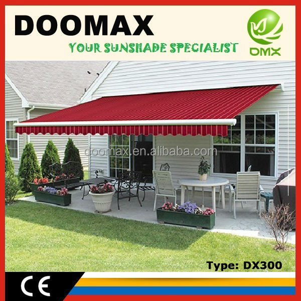 Patio Semi Cassette Awning Canopy in the Philippines