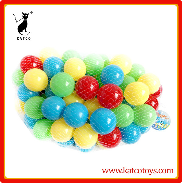 7.5CM 100pcs plastic ball pit balls wholesale ball pit balls