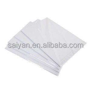 wenzhou china 90g high glossy A4 self-adhesive paper