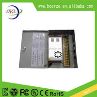 DC 12v 30a 18channel switching power supply