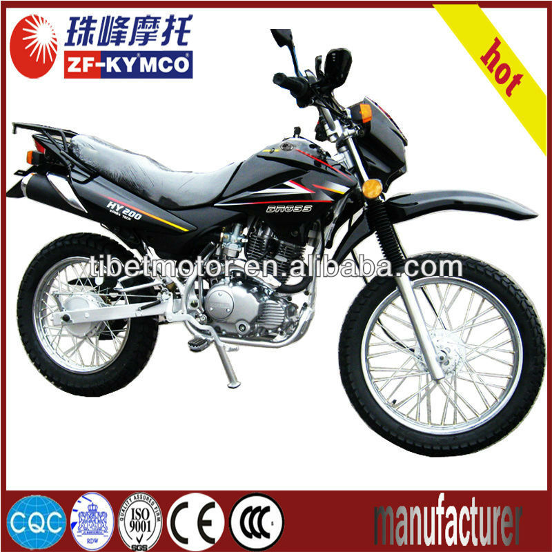 Super mountain road cheap adult dirt bike on promotion ZF200GY