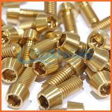 Alibaba China Supply titanium screws fastener