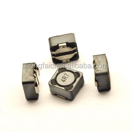 Shielding Power Inductors 12x12x7 4R7