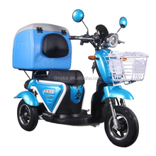 500W large cargo box electric cargo tricycle