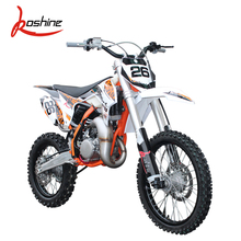 Quality 2 stroke 85CC POWERFUL 6-GEARS KOSHINE DIRT BIKE