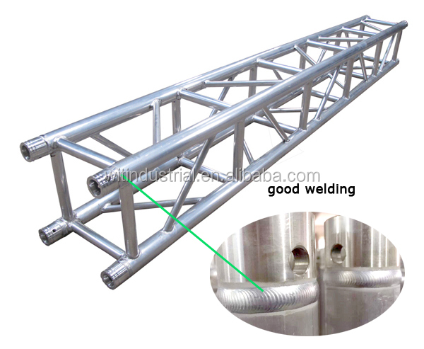 Outdoor stage aluminum roof truss with pa tower buy roof for Buy trusses