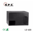 powerful subwoofer speaker small size wood 15inch subwoofer