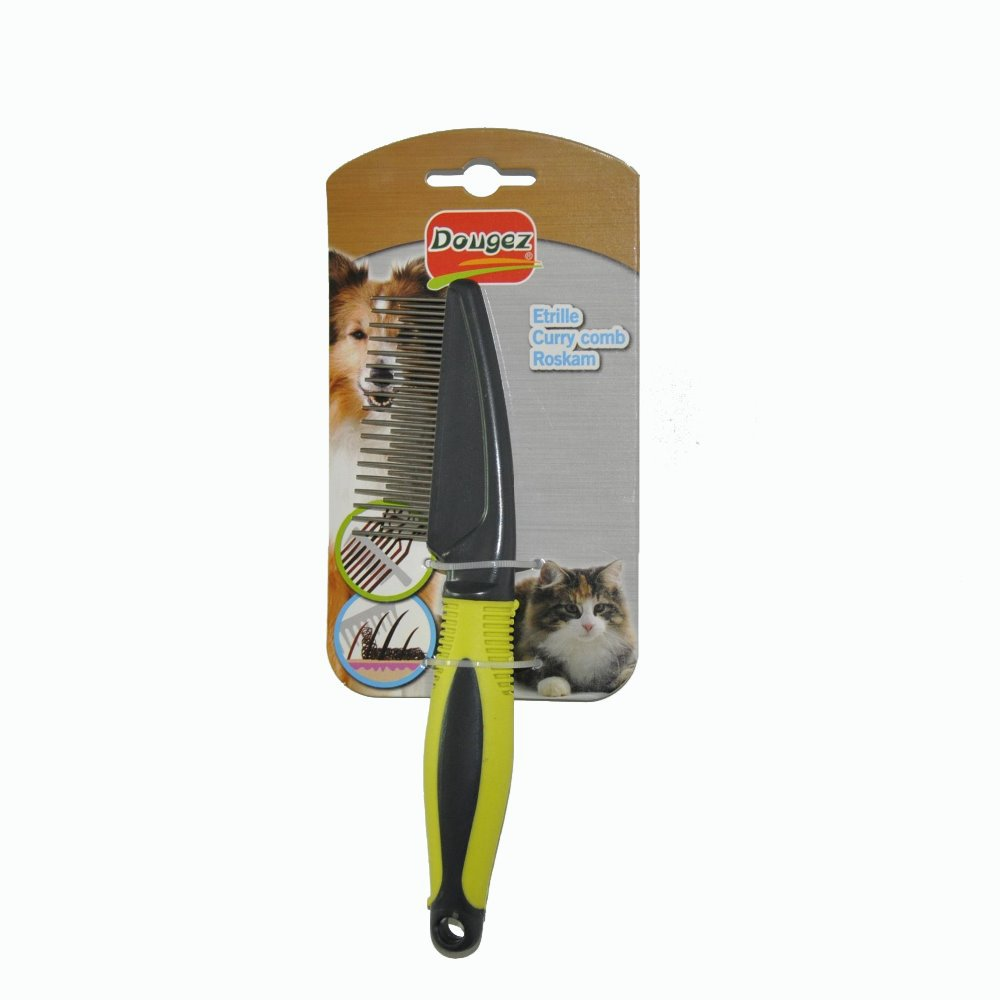 Pet products Pet deshedding tool pet grooming tool with 2 hours replied