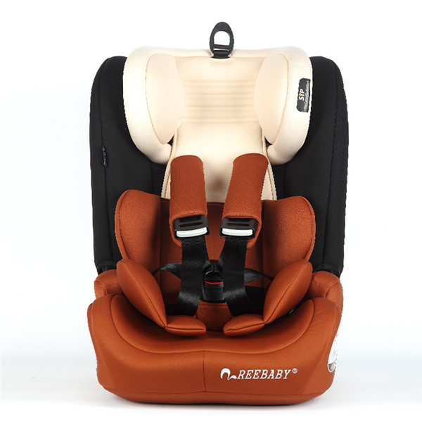 Wholesale high quality mandara baby car seats infant safety car backrest chair with Group (123, 9-36kg)