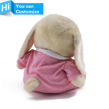 Personal Customed Wholesale DIY Designs Cheapest Plush Toy Dog Husky