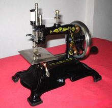Mini- household typical sewing machine