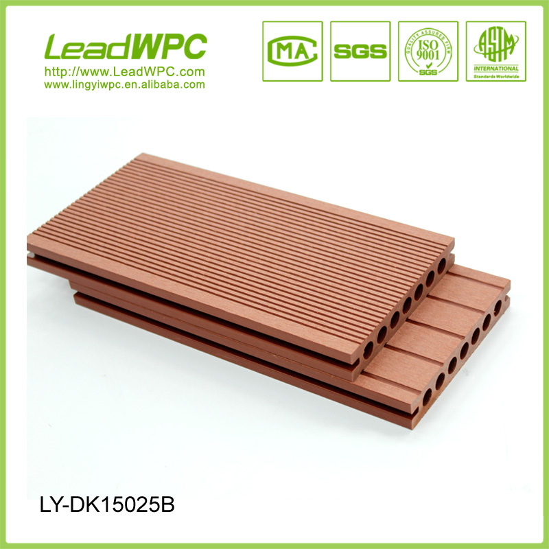 exterior decking solid hardwood teck price wpc decking hollow for boat