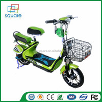 Electric bike electric cycle electric bicycle with phone charger two seat