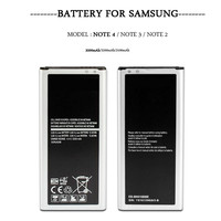 China OEM eb-bn910bbe mobile rechargeable battery for note 4 battery