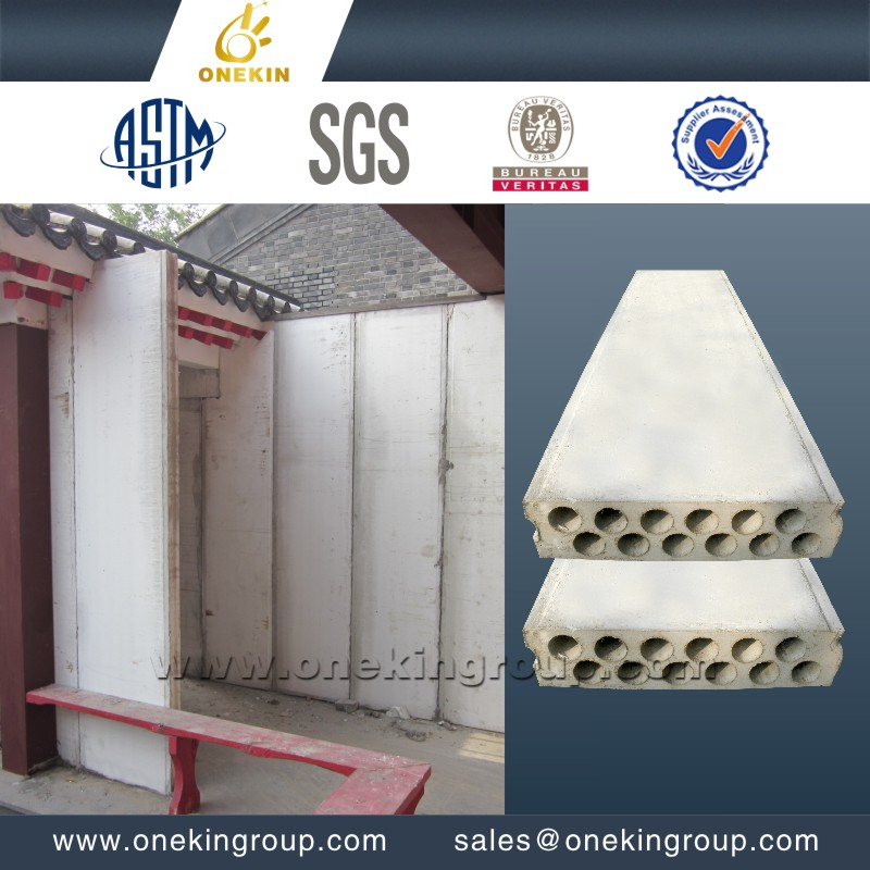 eco lightweight new building material for construction building panel