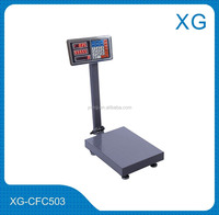 TCS electronic bench fold digital scale (Capacity 60/150/200/300/600 kg)/Digital platform fold scale
