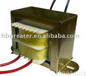 110V-380V EI type builtin electric transformer for industry double input&output